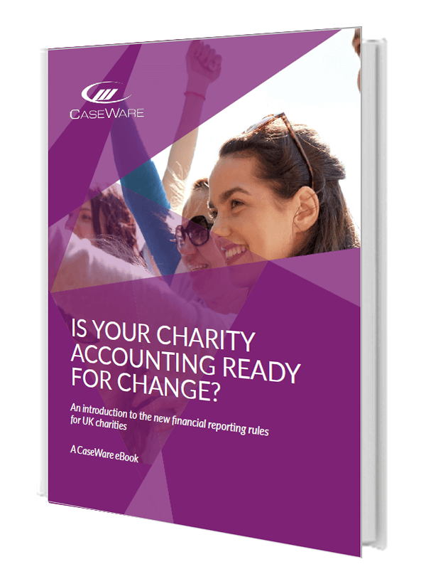 Caseware Thumbnail charities ebook